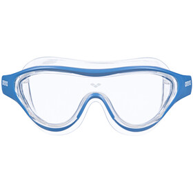 arena The One Mask clear/blue/white